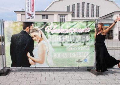 HOCHZEITSNEST | Gießen - Miller hall