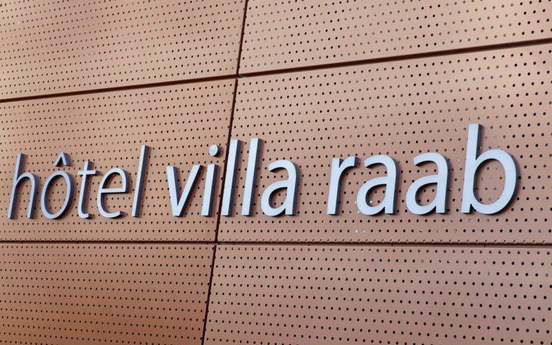 Übernachtung Villa Raab