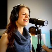 Sängerin Saviera