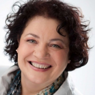 Rednerin Claudia Hohmann