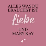 Selbstst. Consultant mit Mary Kay